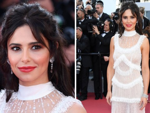Cheryl makes stunning return to Cannes Film Festival year after baby Bear's birth