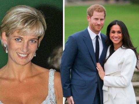 Naomi Campbell believes Princess Diana would love Prince Harry's fiancee Meghan Markle