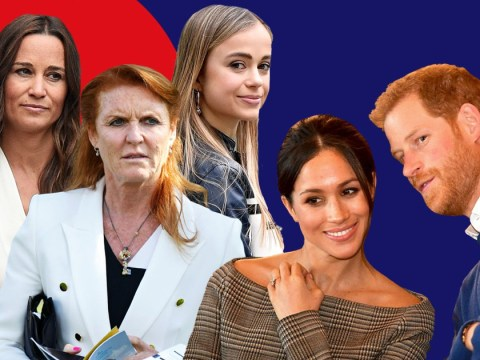 Harry and Meghan are right to choose who they want – and don't want – at their wedding