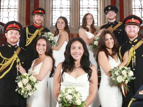 Easyjet's royal wedding lookalike competition just crowned its winners