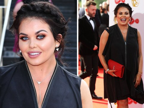 Scarlett Moffatt has no time for outfit shamers as she reveals mother styled Baftas look