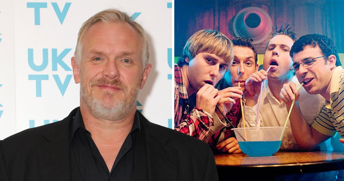 Greg Davies hasn't ruled out Inbetweeners reunion but admits there's no plans for it