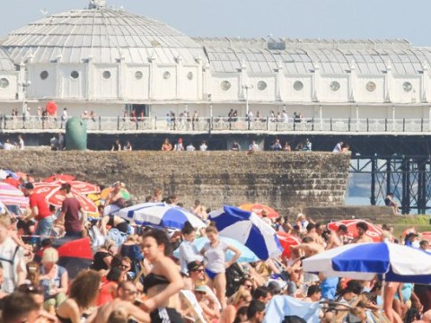 Prepare for another scorcher today as temperatures hit 24C