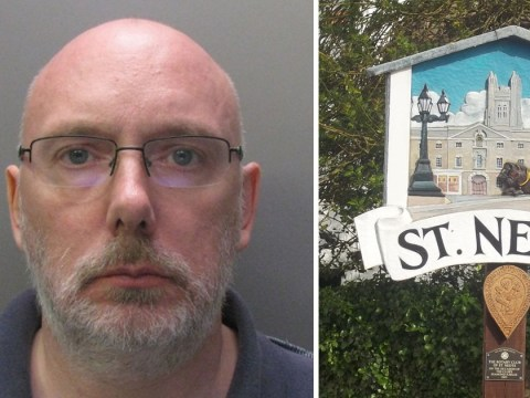 Paedophile drove 130 miles with cheerleader outfit in car to meet girl, 10, for sex