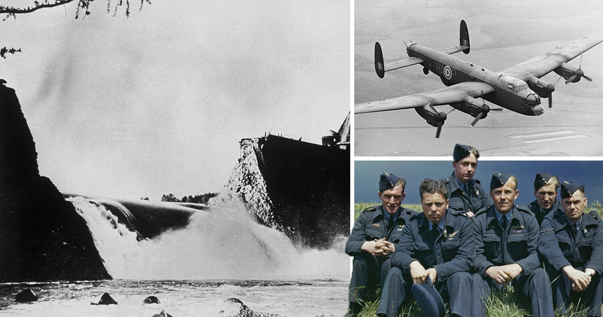 Dambusters 75th anniversary to see bombers fly over Britain again
