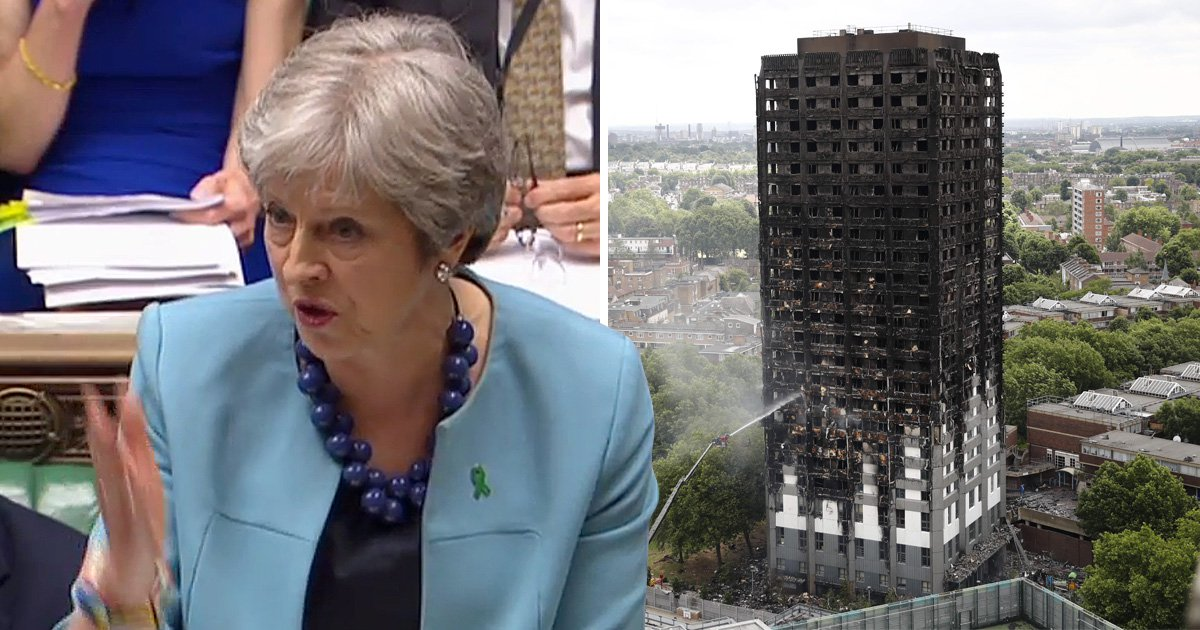 Government finally agrees to pay £400,000,000 to remove cladding after Grenfell fire