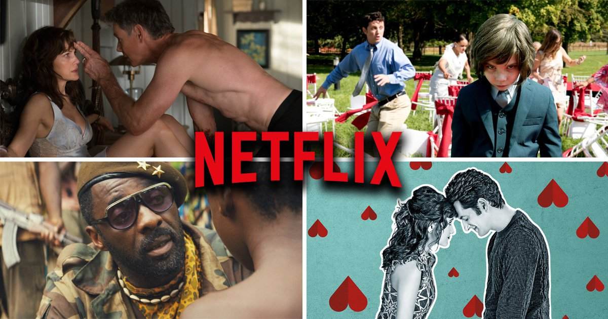 20 Netflix original films that are actually worth watching