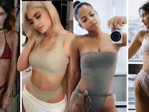 Hip cleavage is the ridiculous new 'summer body trend'