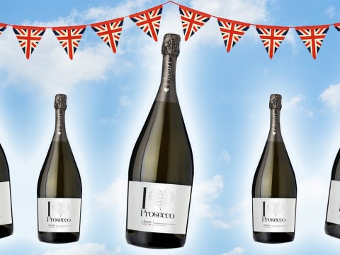 Morrisons is selling a magnum of Prosecco for £10 to celebrate the royal wedding