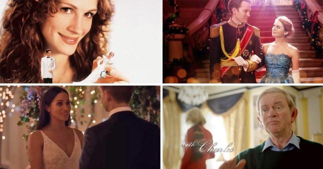 ILLUSTRATION/COMPOSITE REQUEST The 10 best royal films for royal wedding (Jon O'Brien)