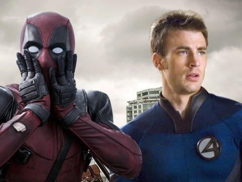Chris Evans nearly made it into Deadpool 2 – but not as Captain America