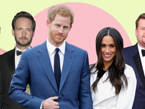From the Spice Girls to Bollywood's best: The celebrities attending the royal wedding