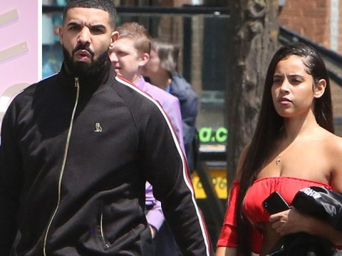 Drake finds new love with model Malaika Terry after Rihanna feud flares up