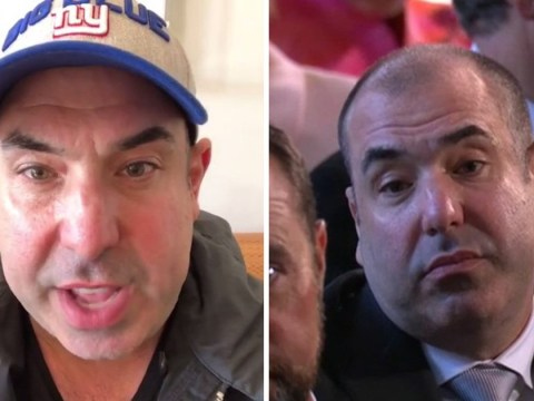 Suits' Rick Hoffman reveals grim truth behind his 'bored' royal wedding facial expressions