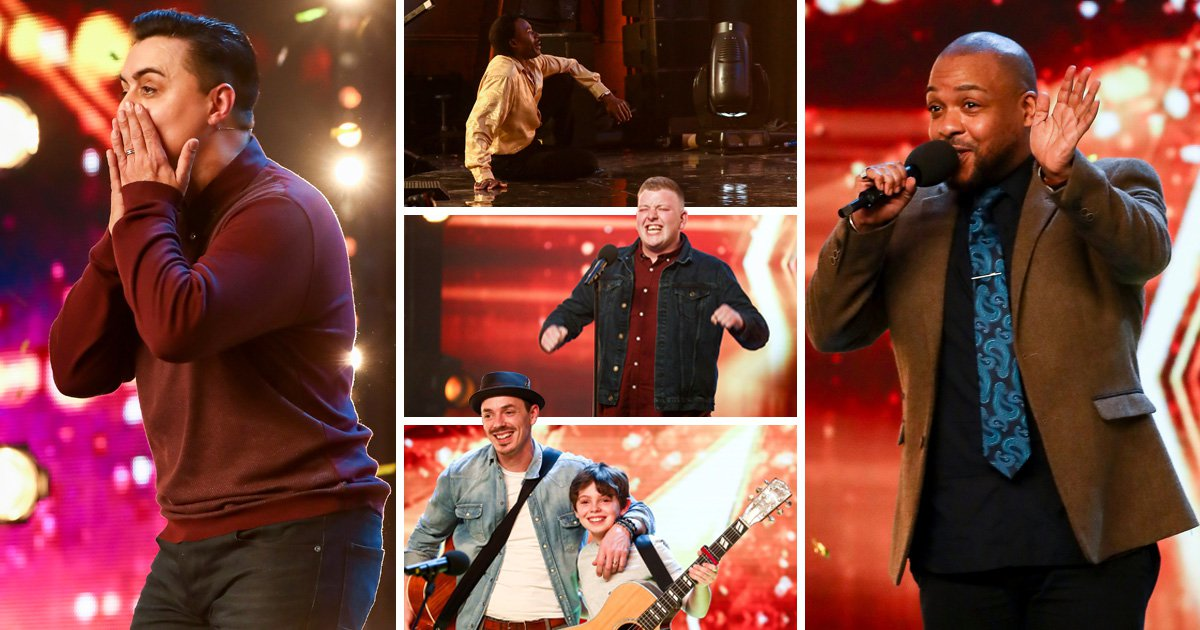 Britain's Got Talent - who are the five Golden Buzzer acts?
