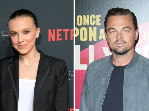 Millie Bobby Brown wants Leonardo DiCaprio to play her brother in Stranger Things