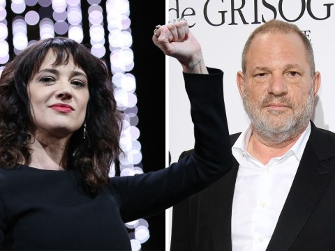 Actress Asia Argento brands Cannes Harvey Weinstein's 'hunting ground' and insists he'll never be welcomed back