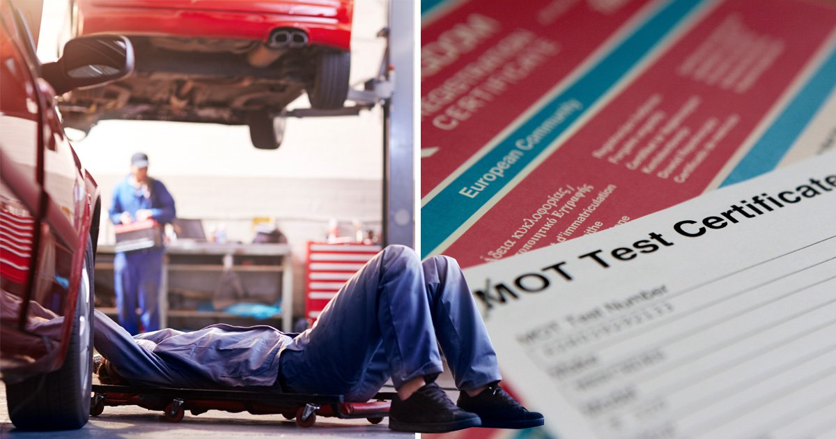 New MOT testing rules starting today will make it tougher to pass