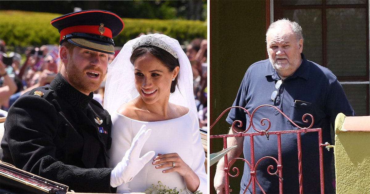 Prince Harry and Meghan planning trip to visit her father Thomas Markle in Mexico
