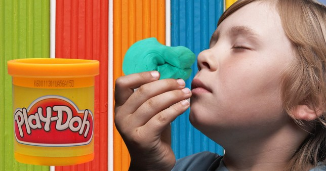 Hasbro is trademarking the smell of Play-Doh