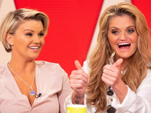 Danniella Westbrook and Kerry Katona get lives back on track after addiction as they lean on each other