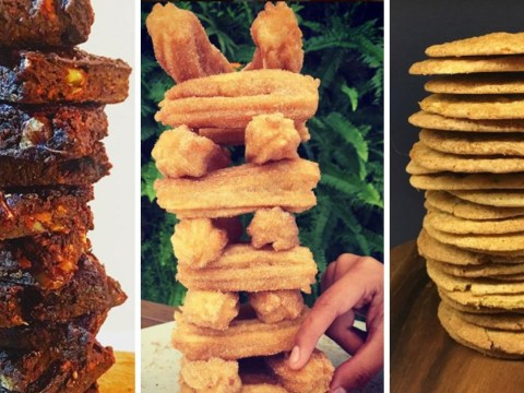 A Jenga food trend is happening on Instagram if you want to mess around with your lunch