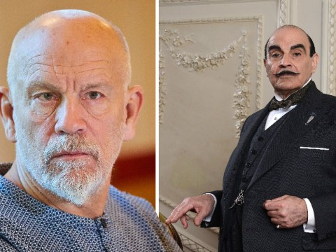John Malkovich to don Poirot's epic tash as he joins Rupert Grint in ABC Murders