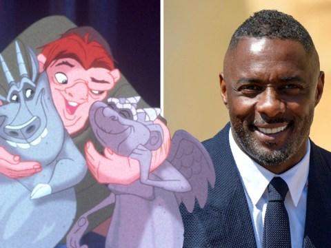 Idris Elba playing Quasimodo in horror adaptation of Hunchback of Notre Dame