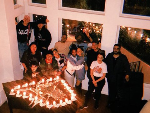 Ariana Grande holds vigil alongside family for Manchester victims one year after terror attack