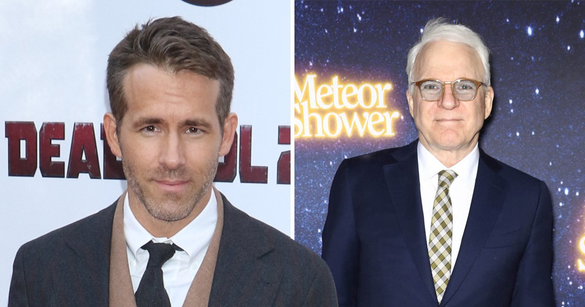Ryan Reynolds would abandon Blake Lively for one night with Steve Martin