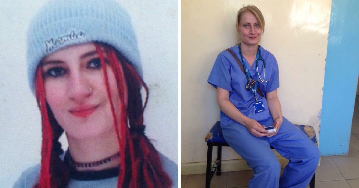 Nightmare teenager fought alcoholism and depression to become a doctor