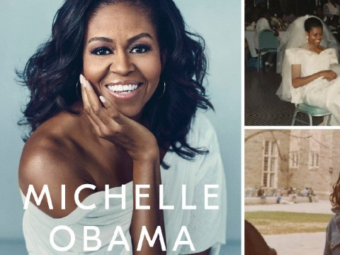 Michelle Obama unveils cover of new memoir, Becoming