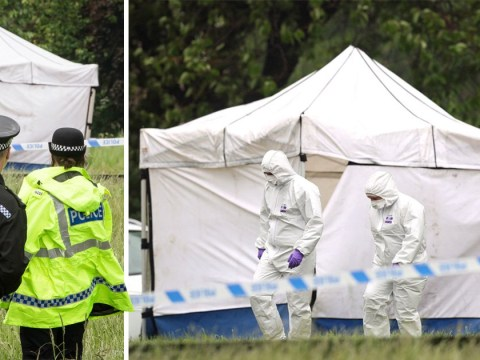 Boy, 15, arrested on suspicion of murder after teenager is stabbed to death