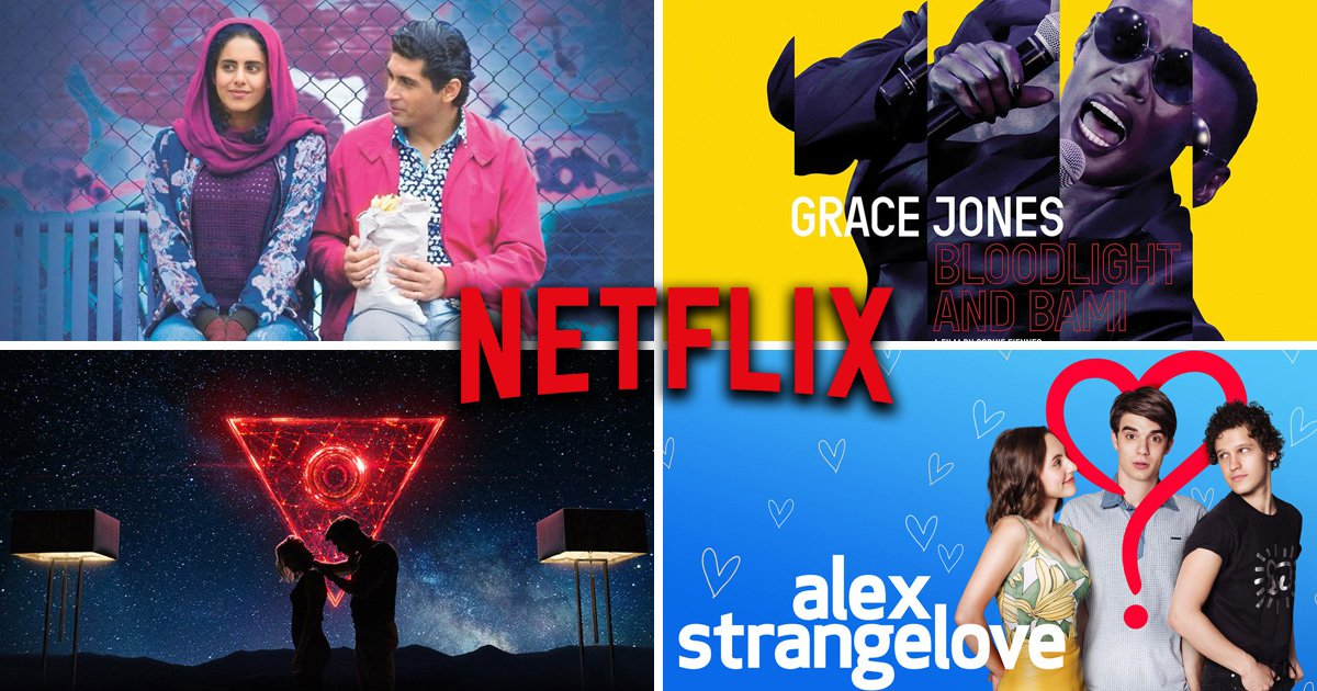 9 new films to watch on Netflix this June