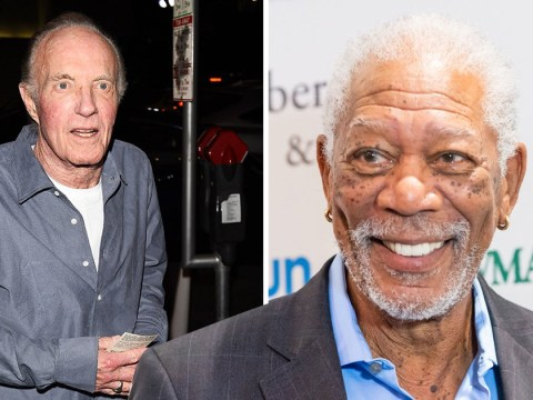 Godfather star James Caan 'defends' Morgan Freeman's reputation in wake of sexual harassment allegations: 'He's a good guy'