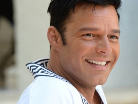 Ricky Martin got 'excited' while in bed with a model filming Assassination of Gianni Versace