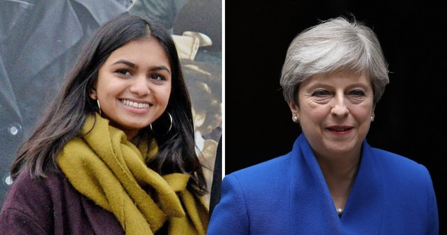 This girl's open letter to Theresa May about period poverty is incredible