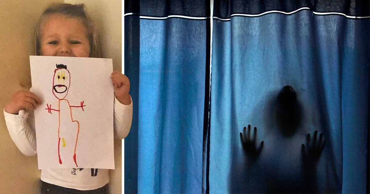 This child's account of her imaginary friend is straight-up terrifying