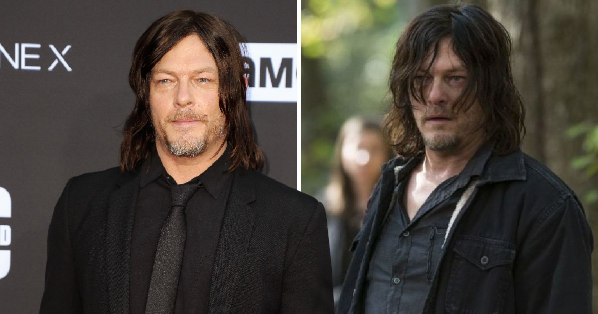 Norman Reedus 'offered $20million to stay on as lead' in The Walking Dead as Andrew Lincoln 'preps for his exit'