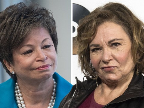 Roseanne Barr now suggests she wasn't aware Valerie Jarrett was black when she compared her to an ape