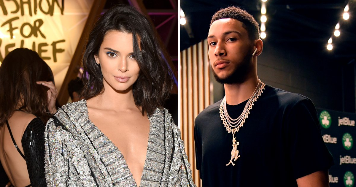 Is Kendall Jenner off the market? Model seems to have a thing for basketball players