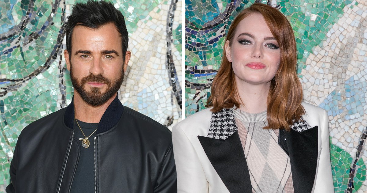 Emma Stone and Justin Theroux fuel romance rumours as they hang out in France