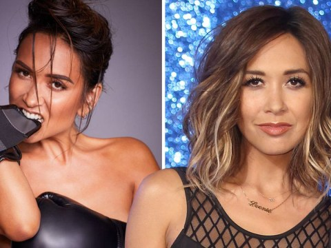 Myleene Klass has banned scales in her house: 'I want my daughters' worth to come from their brains'