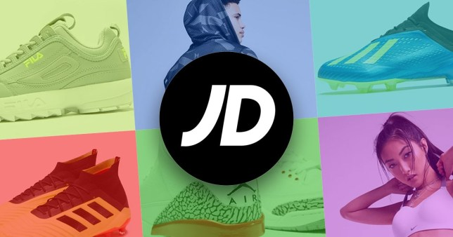 3e09464f94 JD Sports target young people and offer easy credit (Picture: JD Sports)