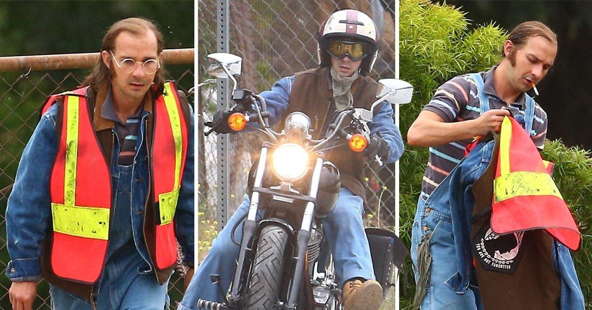 First Look: Shia LaBeouf starts filming drama Honey Boy