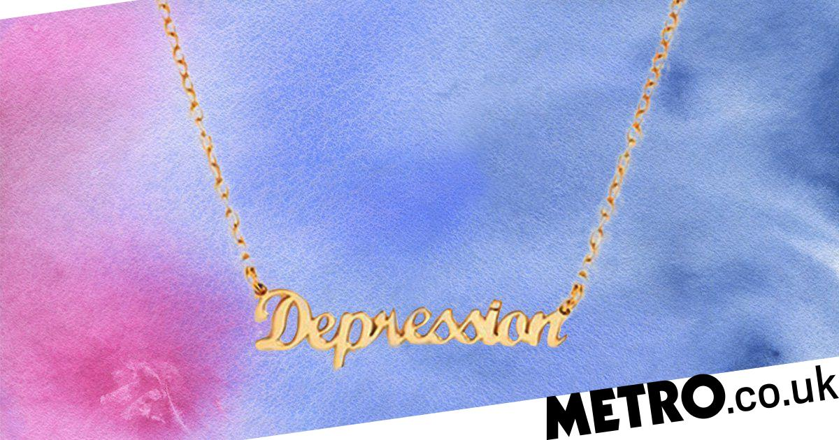 People are angry about these mental illness themed necklaces