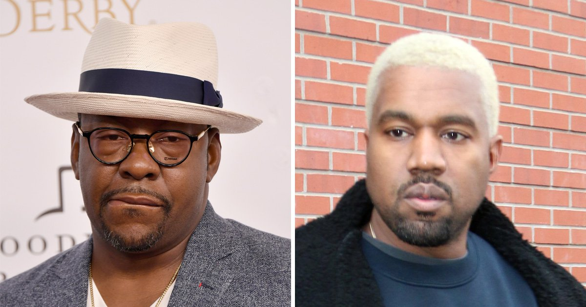 Bobby Brown wants to 'slap' Kanye West over use of Whitney Houston bathroom photo