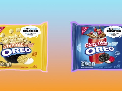 Oreos now come in piña colada, cherry cola, and kettlecorn flavours