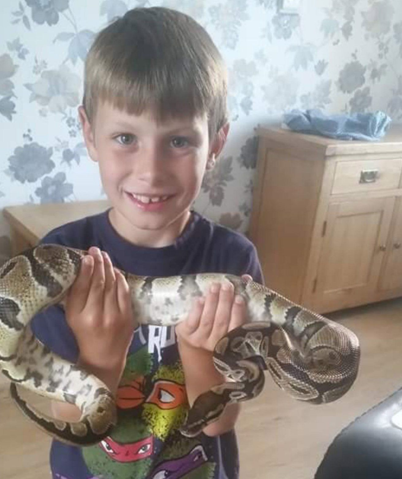 Undated family handout photo of Callum Cartlidge who died after a fatal collapse at his home in Redditch, paramedics trying to save his life asked if he could be taken to a hospital three minutes away but were told it was not properly equipped, an inquest heard. PRESS ASSOCIATION Photo. Issue date: Wednesday May 2, 2018. Callum Cartlidge, described as a friendly, smiley child, died after suffering a cardiac arrest as a result of a rare and undiagnosed condition at his home in Redditch, Worcestershire, on March 3, 2017. See PA story INQUEST Cartlidge. Photo credit should read: Family handout/PA Wire NOTE TO EDITORS: This handout photo may only be used in for editorial reporting purposes for the contemporaneous illustration of events, things or the people in the image or facts mentioned in the caption. Reuse of the picture may require further permission from the copyright holder.