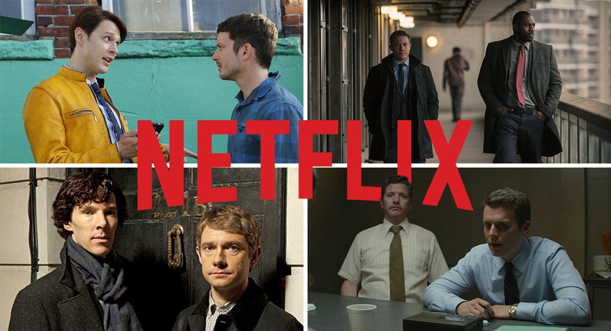The 10 best detective shows on Netflix